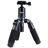 FOTOPRO Mini Tripod [M-5 Mini] - Black - Tripod Mini and Tabletop